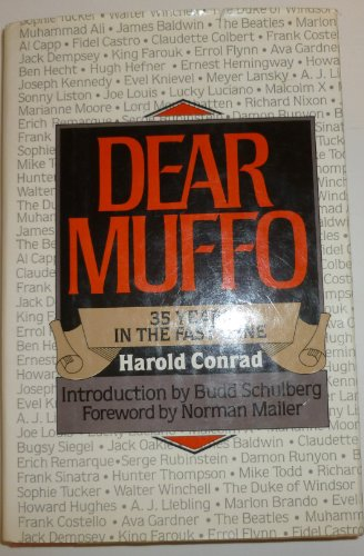 Dear Muffo: Conrad, Harold