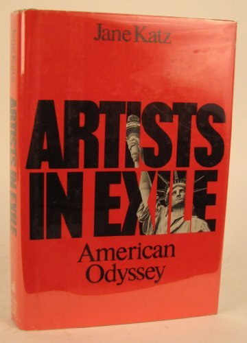9780812828511: Artists in Exile: American Odyssey