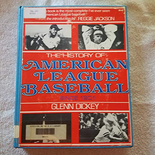 9780812828542: The history of American League baseball, since 1901
