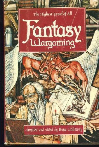9780812828627: Fantasy Wargaming: The Highest Level of All