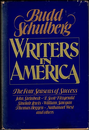 9780812828719: Writers in America: The four seasons of success