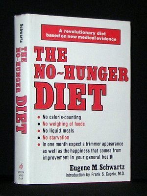 The no-hunger diet (081282878X) by Eugene M Schwartz