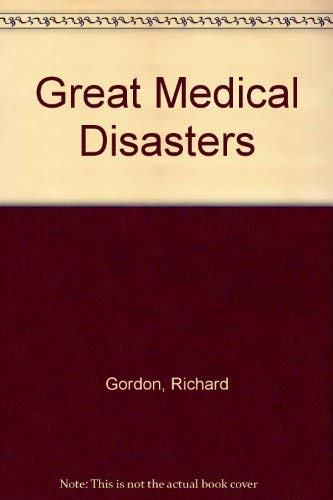 9780812829112: Great Medical Disasters