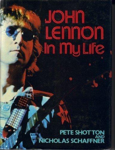 9780812829167: John Lennon in My Life