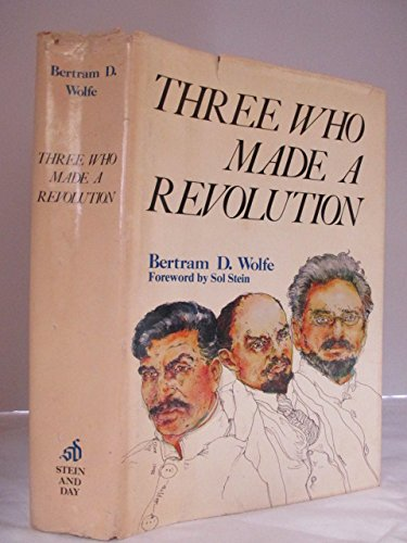 9780812829648: Three Who Made a Revolution: A Biographical History