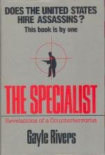 The Specialist: Revelations of a Counterterroist