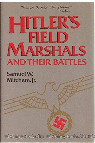 9780812830521: Hitlers Field Marshalls
