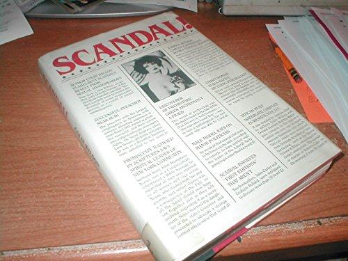 Scandal: Wilson, Colin, Seaman,