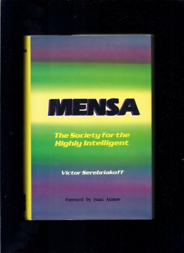 9780812830910: Mensa: Society for Highly Inte