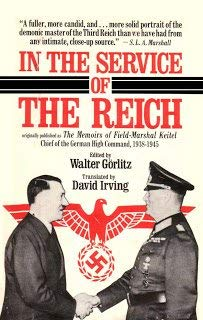 9780812860290: In the Service of the Reich