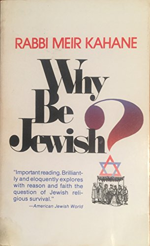 9780812861297: Why Be Jewish?: Intermarriage, Assimilation and Alienation