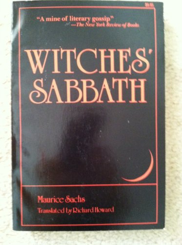 9780812861556: Witches' Sabbath