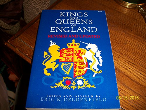 9780812861617: Kings and Queens of England