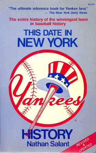 This Date in New York Yankees History: Salant, Nathan