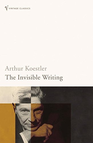 9780812862188: The Invisible Writing: The Second Volume of an Autobiography, 1932-40 (The Danube Edition)