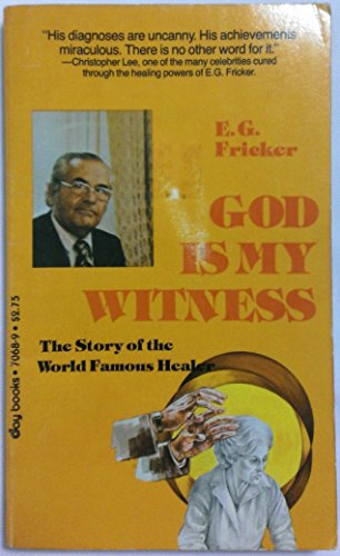 9780812870688: God Is My Witness