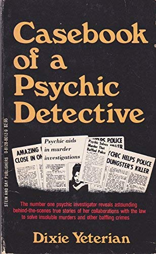 9780812880120: Casebook of a Psychic Detective