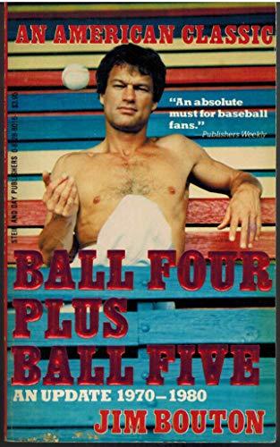 9780812880168: Ball Four Plus Ball