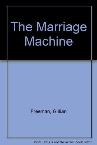 9780812880175: The Marriage Machine