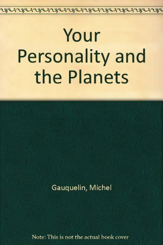 9780812880250: Your Personality and the Planets