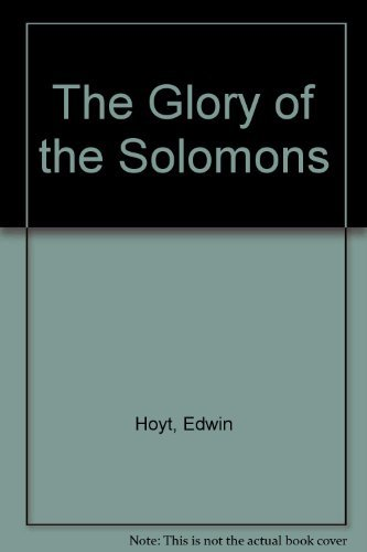 9780812881097: The Glory of the Solomons