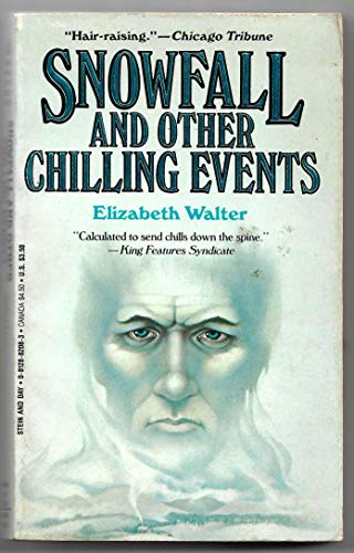 9780812882087: Snowfall and Other Chilling Events