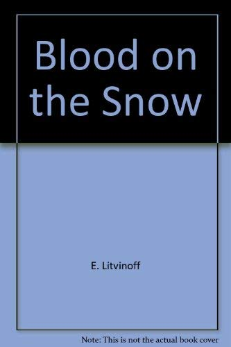 9780812882117: Blood on the Snow