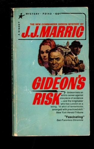 9780812882261: Gideon's Risk (Stein and Day Mystery)