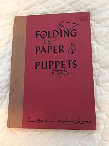 9780812885415: Folding Paper Puppets