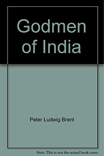 9780812902587: Godmen of India
