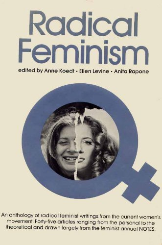 9780812903164: Radical feminism