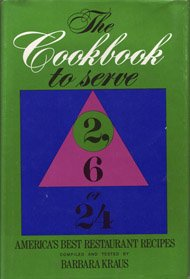 9780812903171: The Entertainer: Cookbook to serve 2, 6, or 24