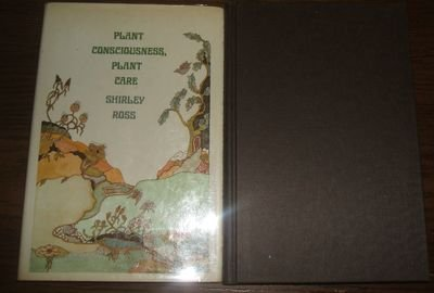 Plant Consciousness, Plant Care (0812903943) by Shirley Ross