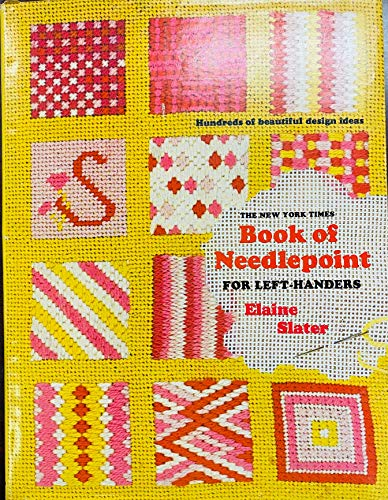9780812904017: The New York times book of needlepoint for left-handers