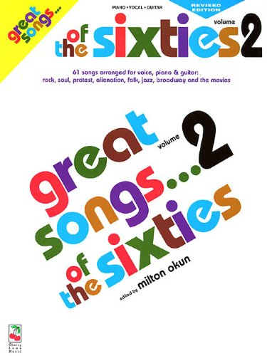 Great Songs Of The Sixties Vol2 Revised Edition 60S New York Times (Great Songs. (Cherry Lane))