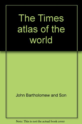 9780812905625: The Times atlas of the world