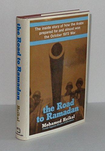 9780812905670: The road to Ramadan