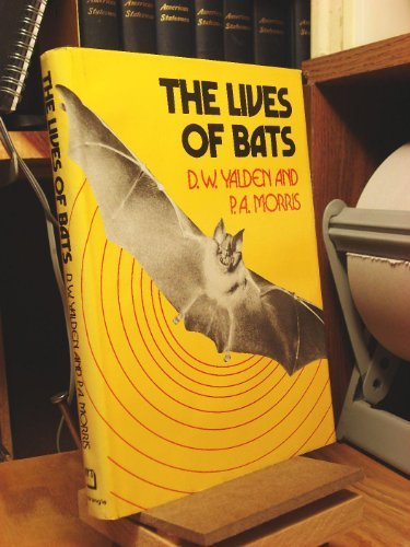 9780812906004: The Lives of Bats