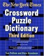 9780812906684: The New York Times Crossword Puzzle Dictionary (Expanded Edition)