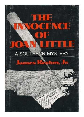 9780812907148: The innocence of Joan Little: A Southern mystery