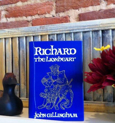 9780812908022: Richard the Lionheart