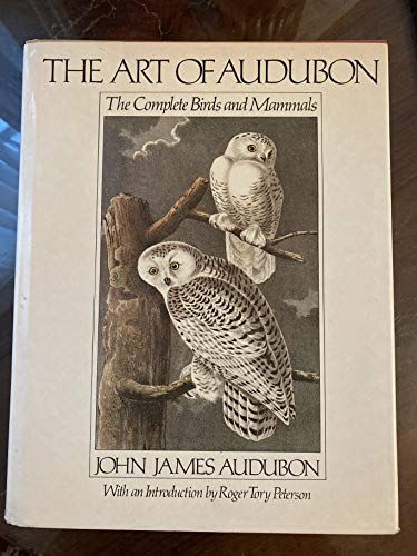 9780812908411: The art of Audubon: The complete birds and mammals