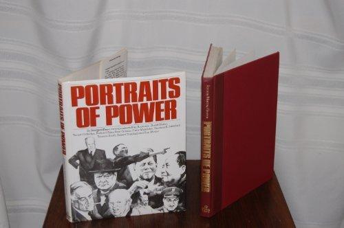 9780812908466: Portraits of power