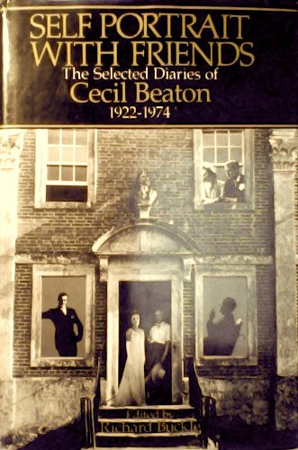 9780812908596: Self-Portrait With Friends: The Selected Diaries of Cecil Beaton, 1922-1974