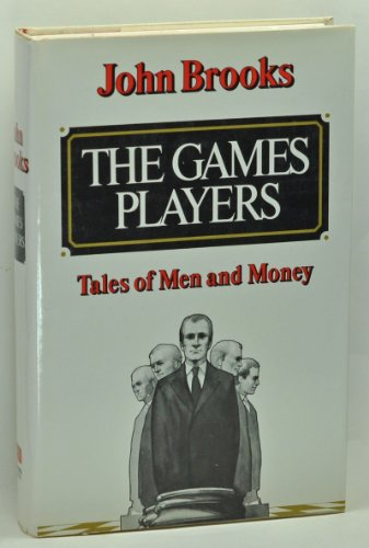 9780812908640: The games players: Tales of men and money