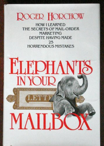 9780812908916: Elephants in Your Mailbox