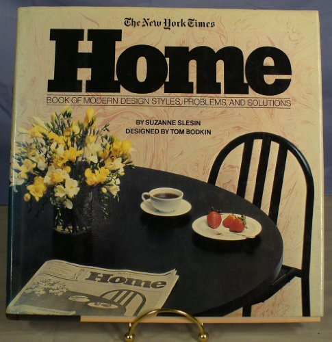 9780812910278: The New York Times Home Book of Modern Design