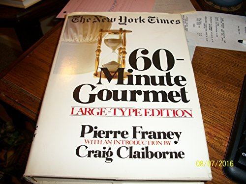 9780812911268: The New York times 60-minute gourmet