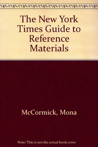 9780812911275: Guide to Reference Materials
