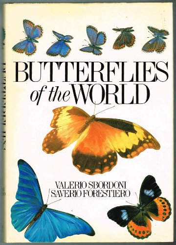 9780812911282: Butterflies of the world